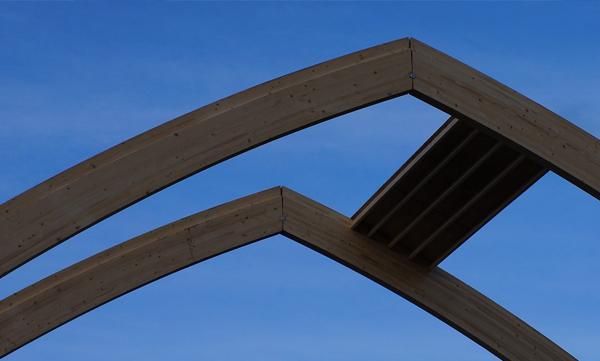 10 (Glulam Arches)