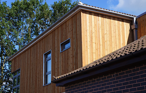 Timber Cladding About