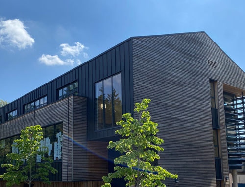 Best Materials to Use for Creating a Stunning Building Facade