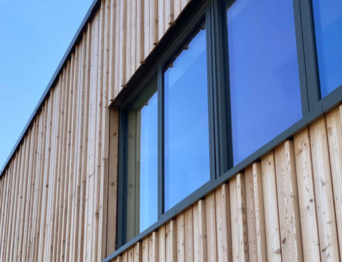 What Fixings to Use on Timber Cladding?