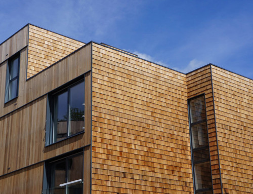 Using Cedar Shingles in Building Design