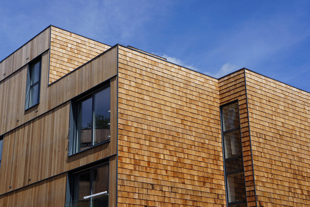 Using Cedar Shingles in Building Design