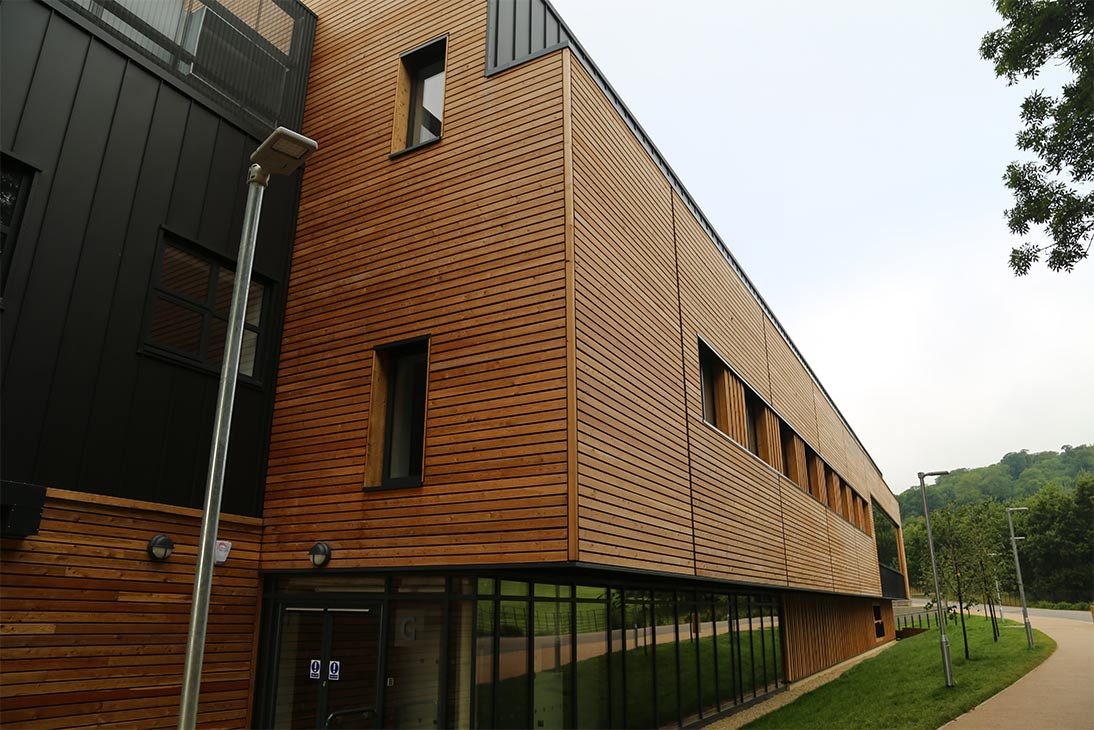 Timber cladding installation guide norclad - Wooden cladding for exterior walls ...