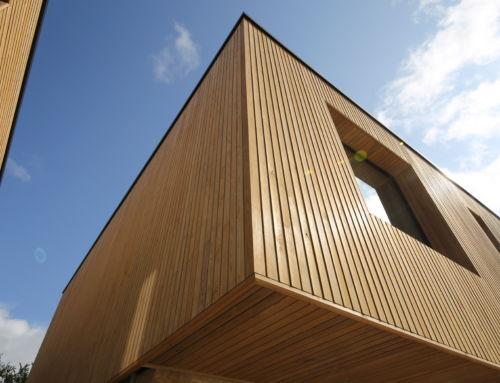 Why Do Architects Use Wood?
