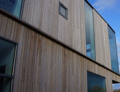Fascia, Trims and Boarding for Timber Cladding