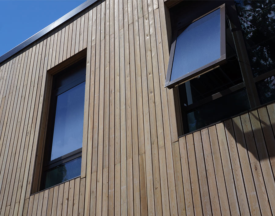 Siberian Larch Timber Cladding Buy Larch Cladding Norclad
