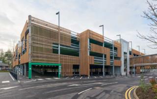 Tesco HQ Car Park 1