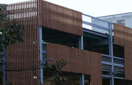 Tesco HQ Car Park
