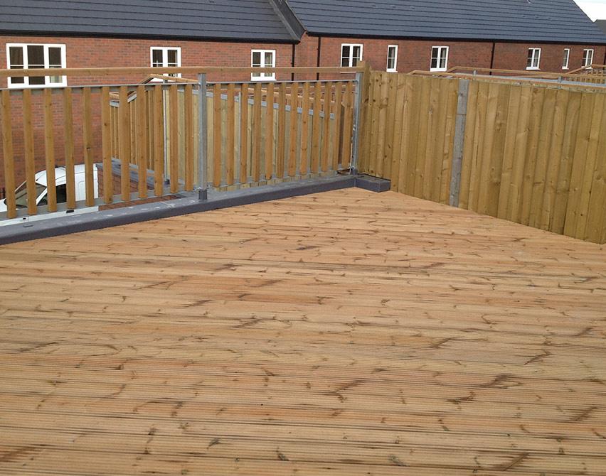 Timber Decking 2