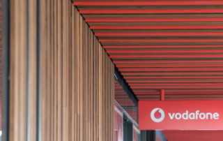 Abodo Timber Vodafone Walkway