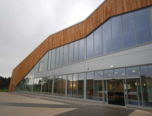 Design Ideas for Leisure Buildings and Facilities