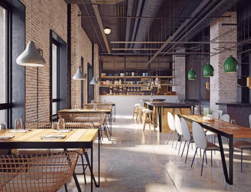 Café Interior Design Ideas