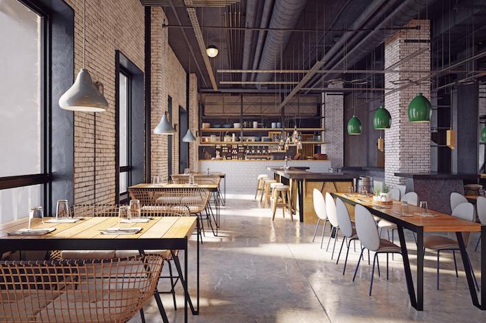Biaya Jasa Desain Interior Cafe & Rumah Gorontalo Terkini